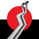 Glitch Legs by Ali Gulec