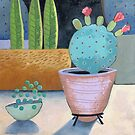 My Little Round Cactus by Jane Mikas