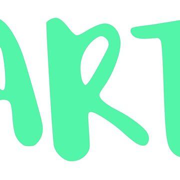 Art - mint by FTML