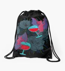 party bats Drawstring Bag