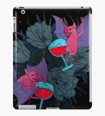 party bats iPad Case/Skin