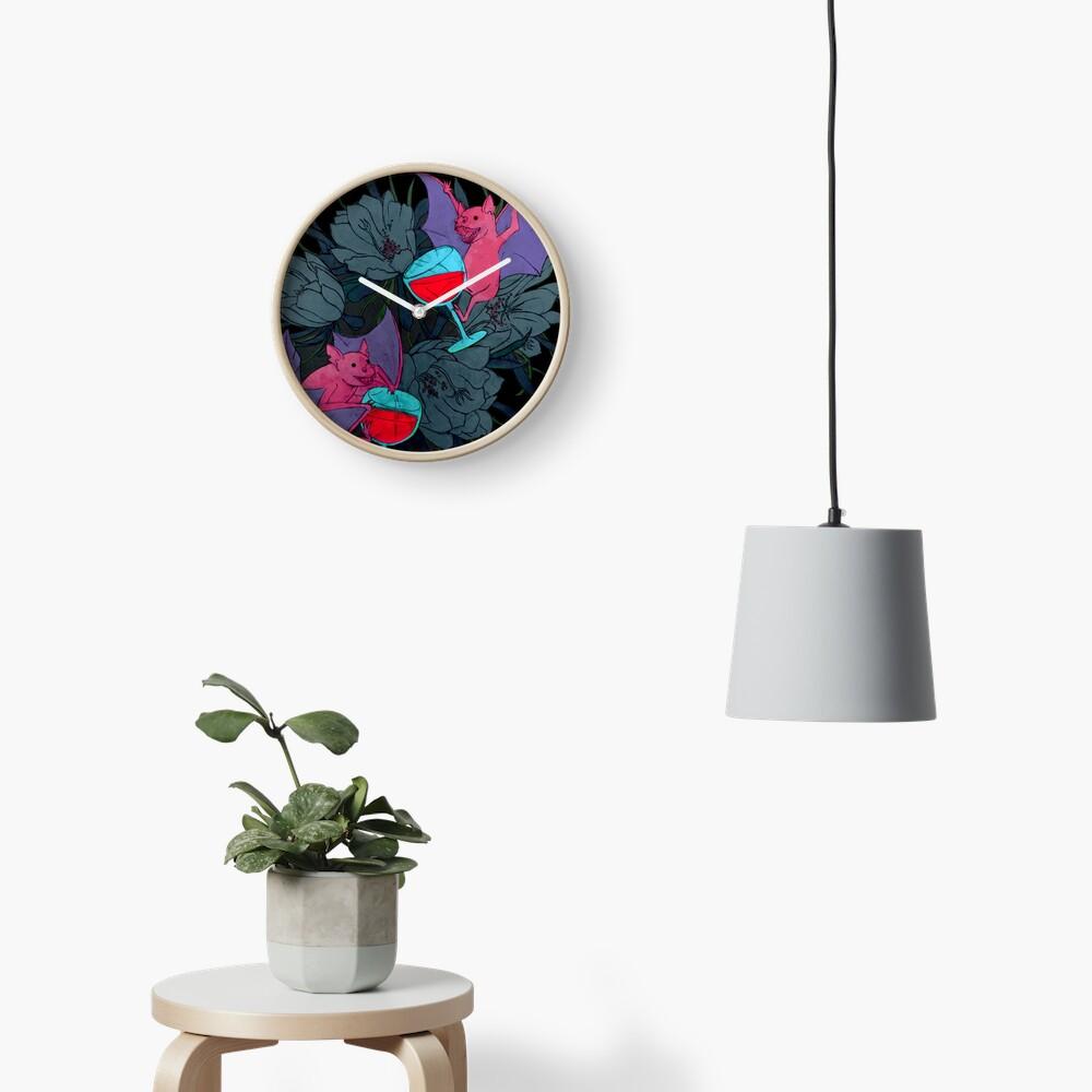 party bats Clock