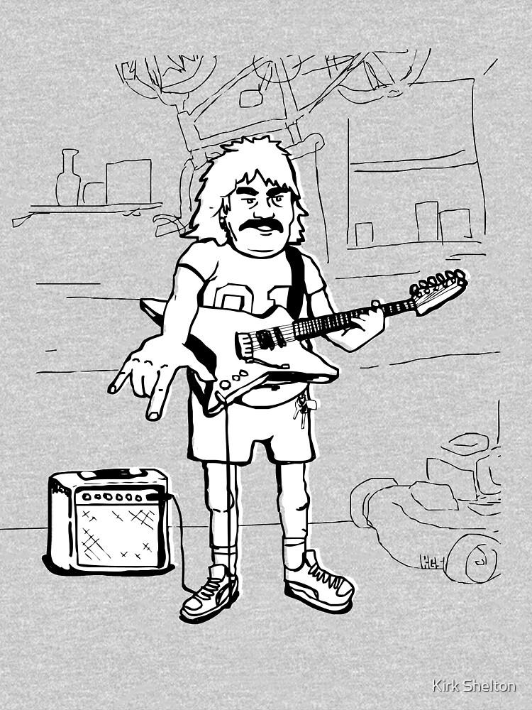 Dad-Rock by kirksucks
