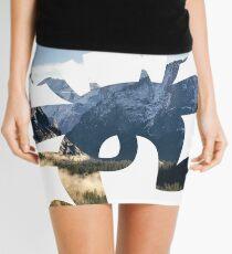 Sunrise Logo Mini Skirt