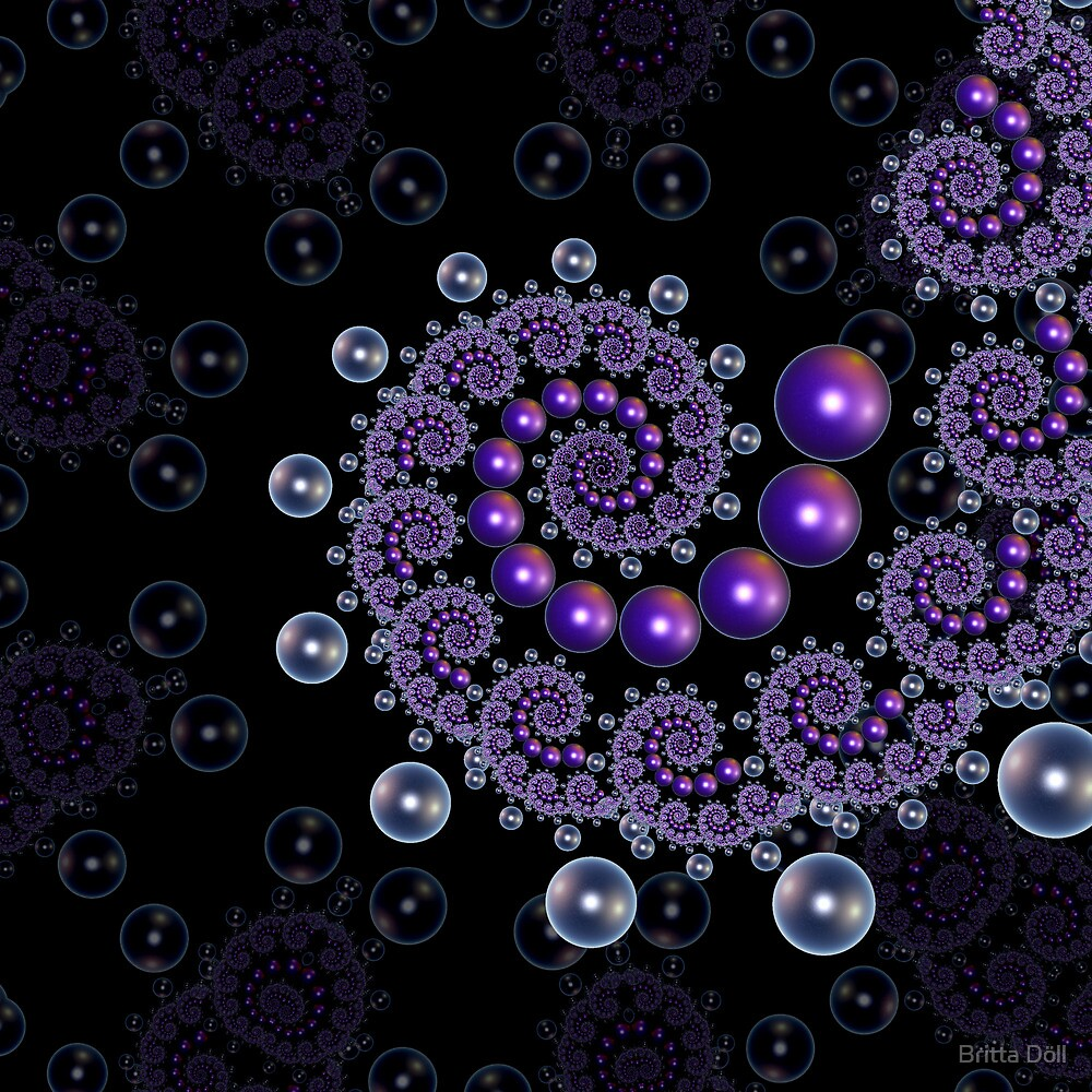 Spaceballs by Britta Döll