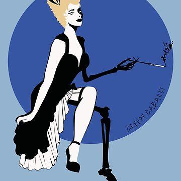 Creepy Cabaret #2 by EmmeBi-graphic