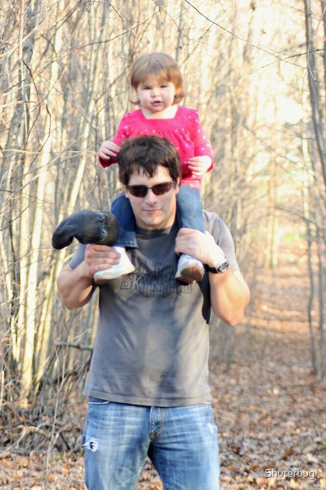 Daddy ride! by Shuterbug