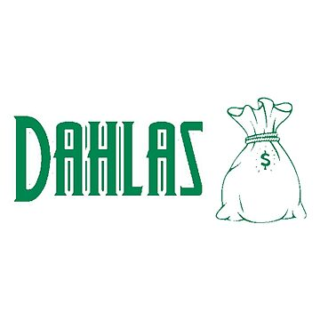 Dahlas - Green by DahnDahlas
