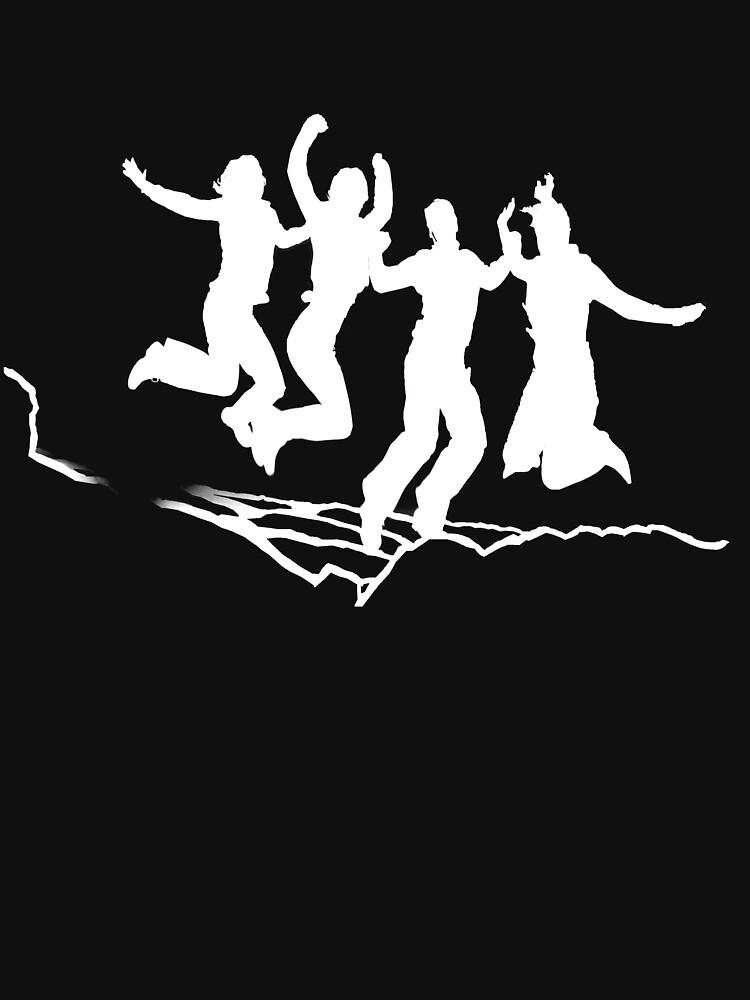 The Jump Invert by Annabananna