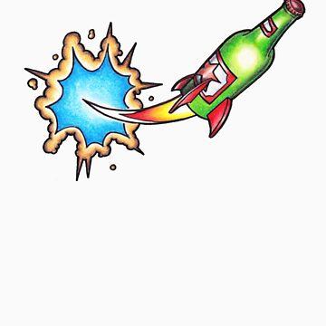 Bottle Rocket by Borley