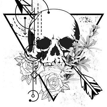 Geometric Skull by JeferCelmer
