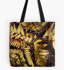 Autumn Fern 4073 Tote Bag