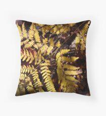 Autumn Fern 4073 Throw Pillow