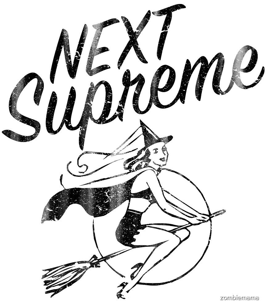 Next Supreme by zombiemama