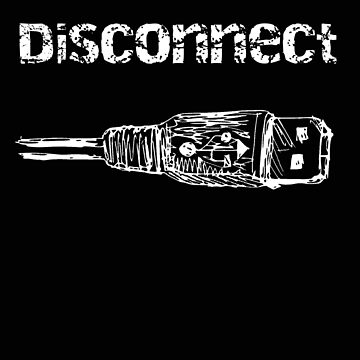 Unplug Disconnect Electronics by stacyanne324