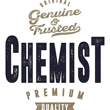 Chemist Tees by alececonello