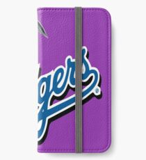 dodgers t shirts cheap iPhone Wallet/Case/Skin