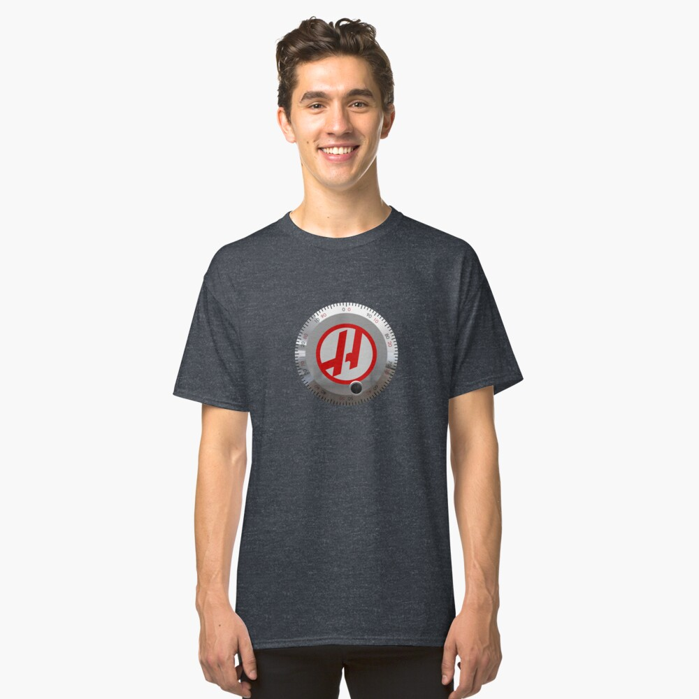 Haas Jog Handle Classic T-Shirt