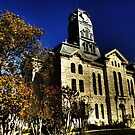 Hood County Courthouse by Terence Russell