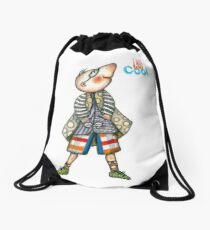 Fashion Digger - I am too Cool Drawstring Bag