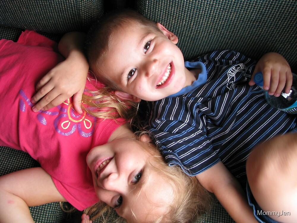Siblings by MommyJen