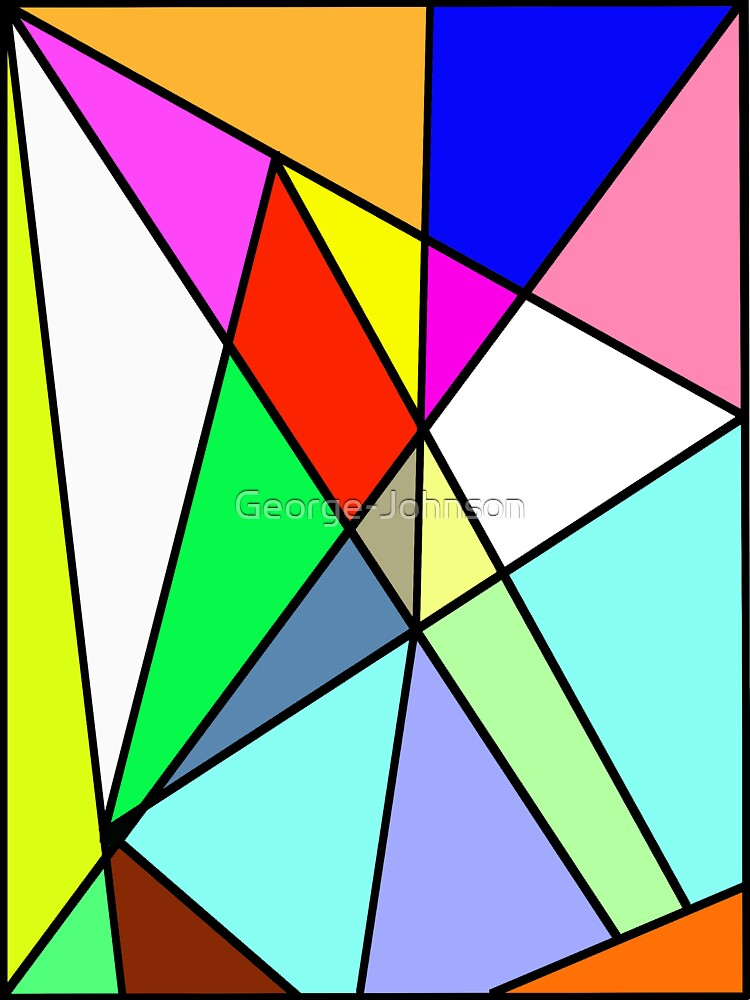 Triangle Colour by George-Johnson