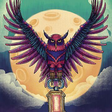 Night Owl by StreetMark