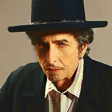 Bob Dylan Changing Times by ElainePlesser
