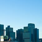 Dallas Skyline by Asiantiger247