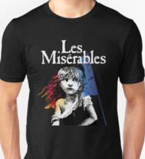 Camiseta ajustada los Miserables