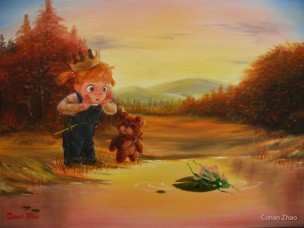 Princess Bride by Conan Zhao