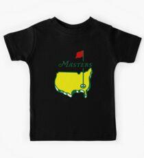 Camiseta para niños TORNEO DE MAESTROS AUGUSTA