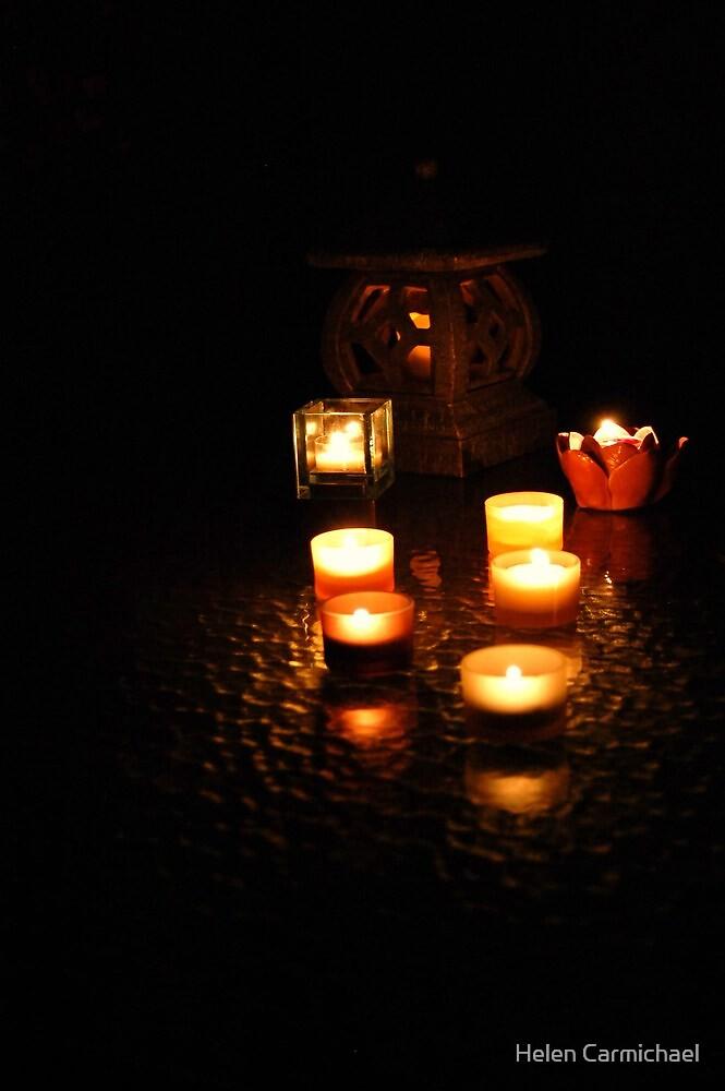 Light the way by Helen Carmichael