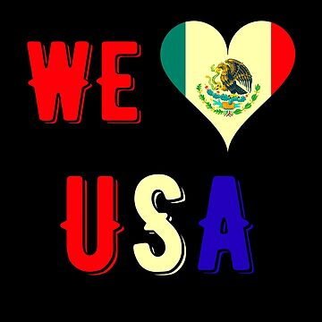 We Love USA by LatinoTime