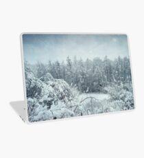 winter landscape Laptop Skin