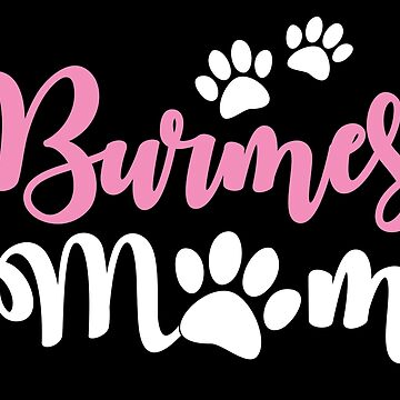 BURMESE cat mum mom by jazzydevil