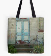 I Am The Door Braidwood Australia Tote Bag