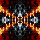 Fractal Art - Lava II by Sven Fauth