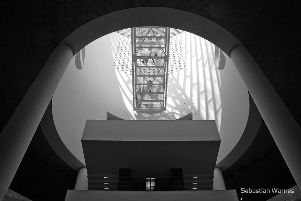 stairway to heaven by Sebastian Warnes