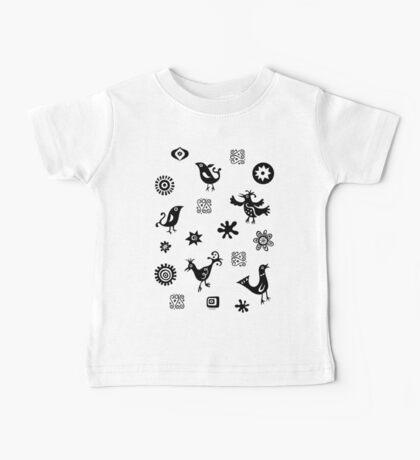 Primitive Birds  Kids Clothes