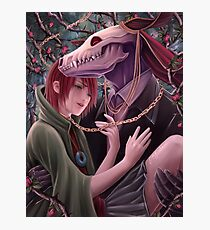 The Ancient Magus Bride Photographic Print