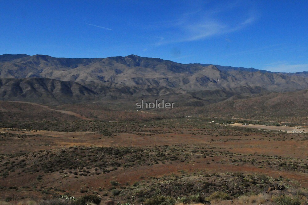 The view by sholder