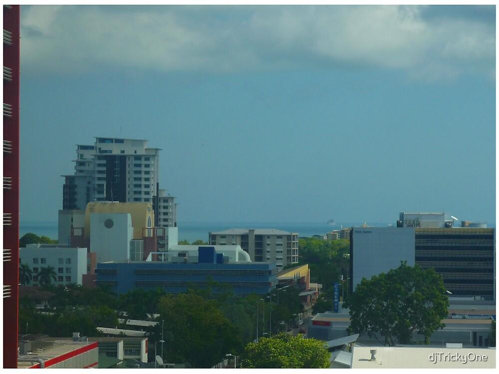 Darwin - City of Color by djTrickyOne
