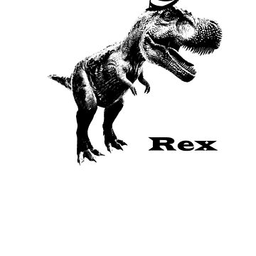 Party Rex by MartinusH