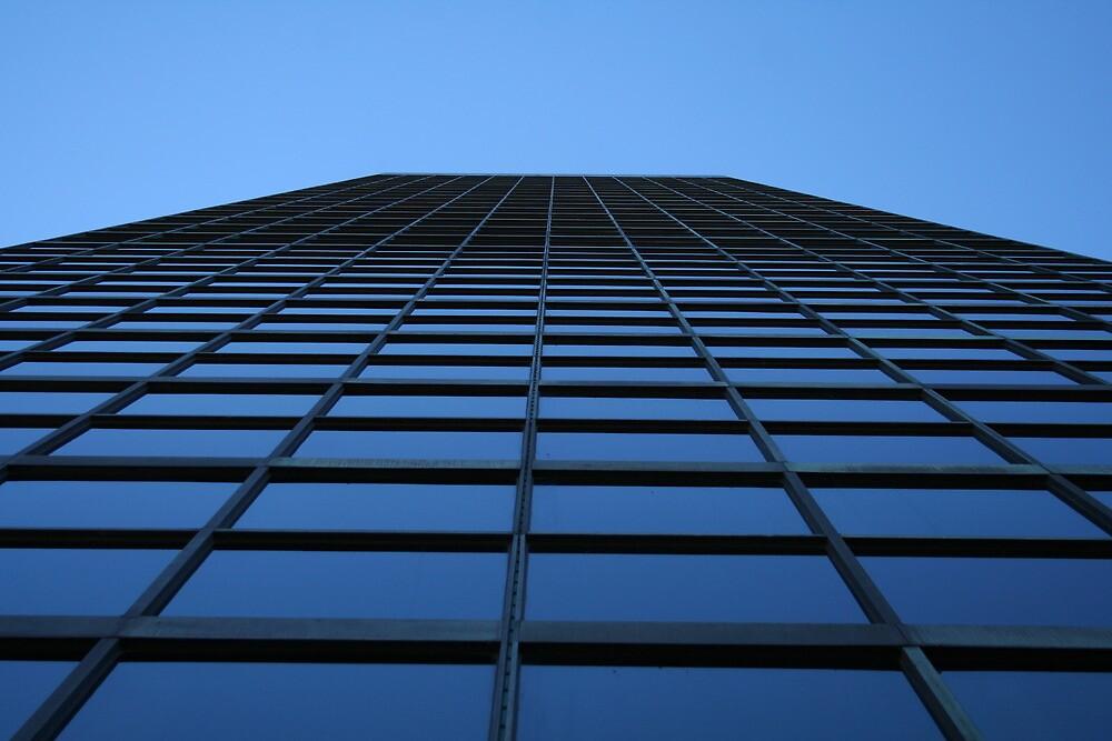 Blue Tower by djnoel