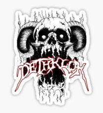dethklok Sticker