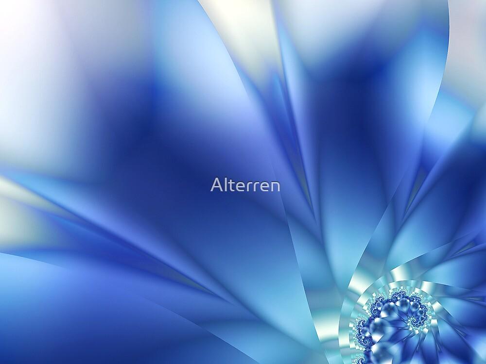 Velvet Blue by Alterren