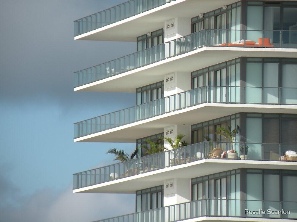 Miami Condos by Rosalie Scanlon