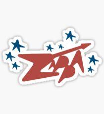 Zapp Sticker