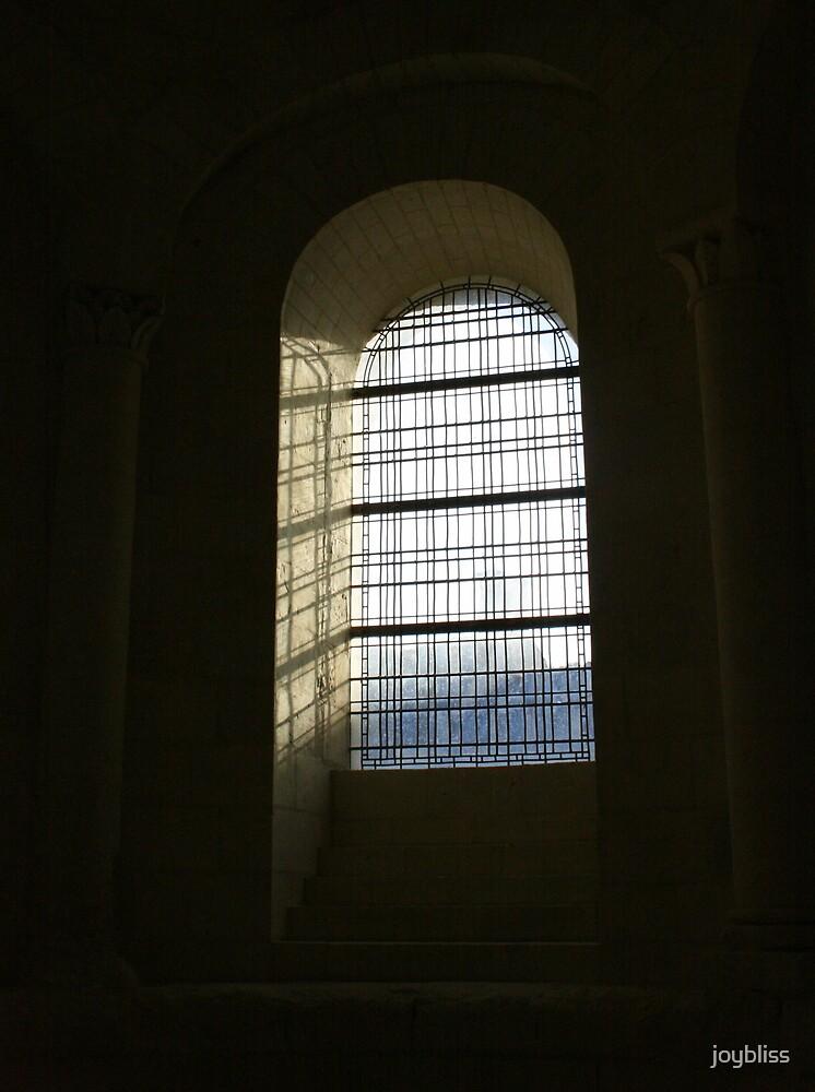 Castle window by joybliss